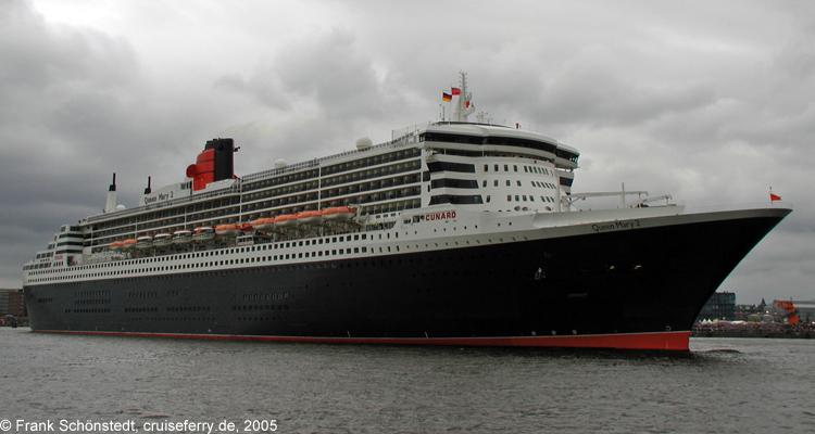 Die 10 gr ssten kreuzfahrtschiffe for Queen mary 2 interieur