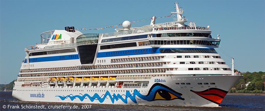 Bilder Von Bord Der Aidadiva Aida Cruises Bilder