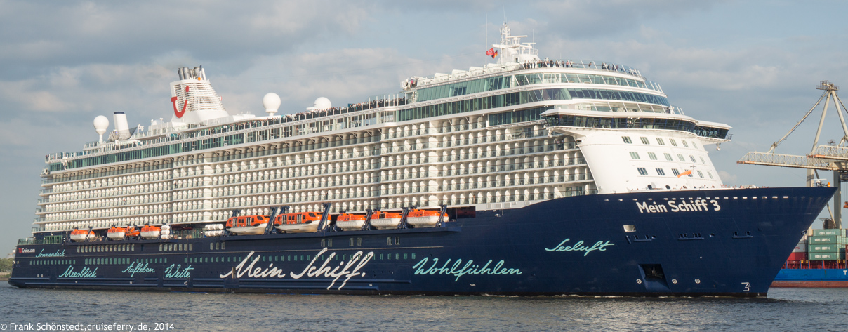 Mein Schiff 3 - Bilder und Fotos von Bord - Tui Cruises