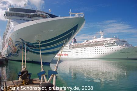 schiffe norwegian cruise line